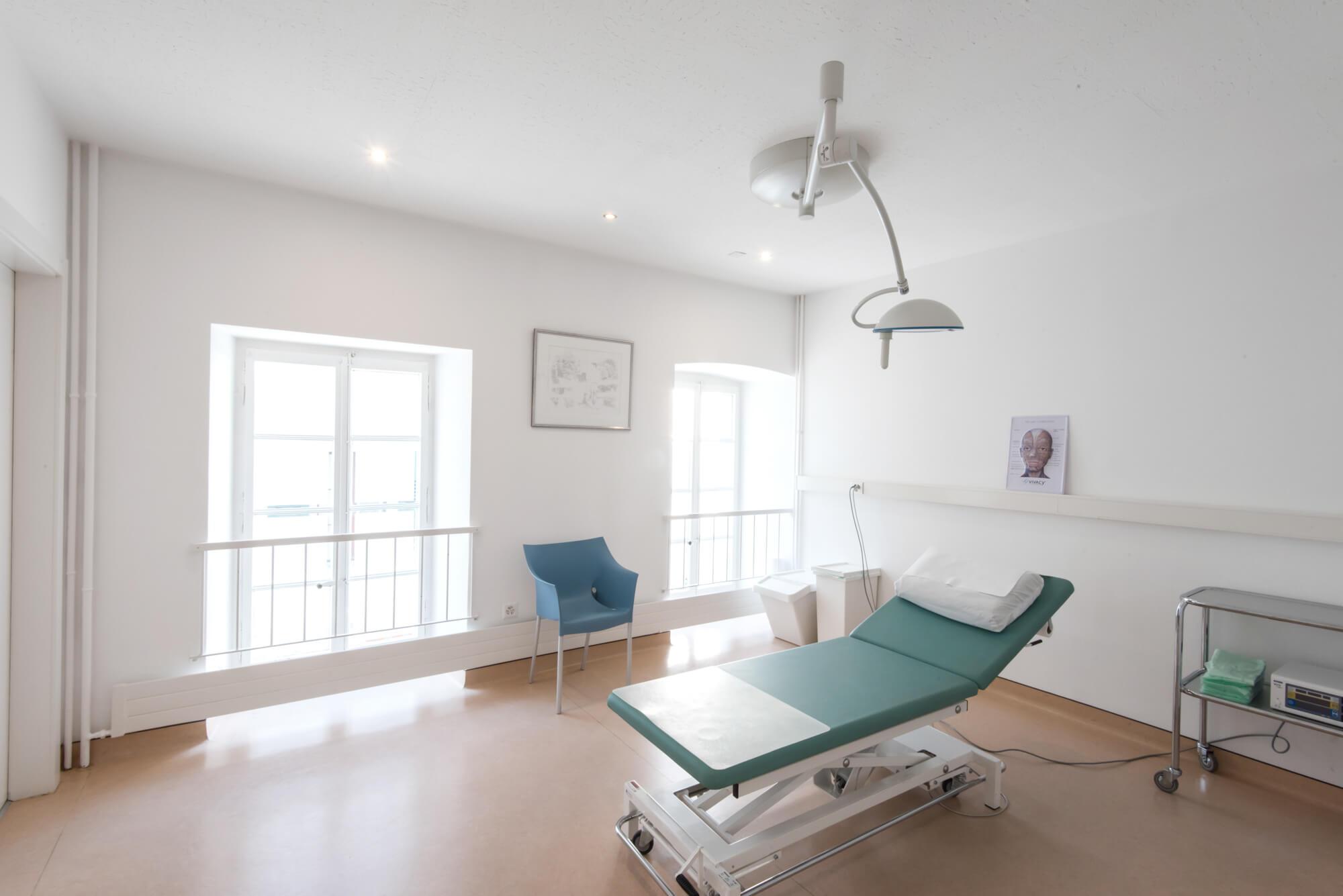 Chirurgie esthétique Lausanne cabinet 5