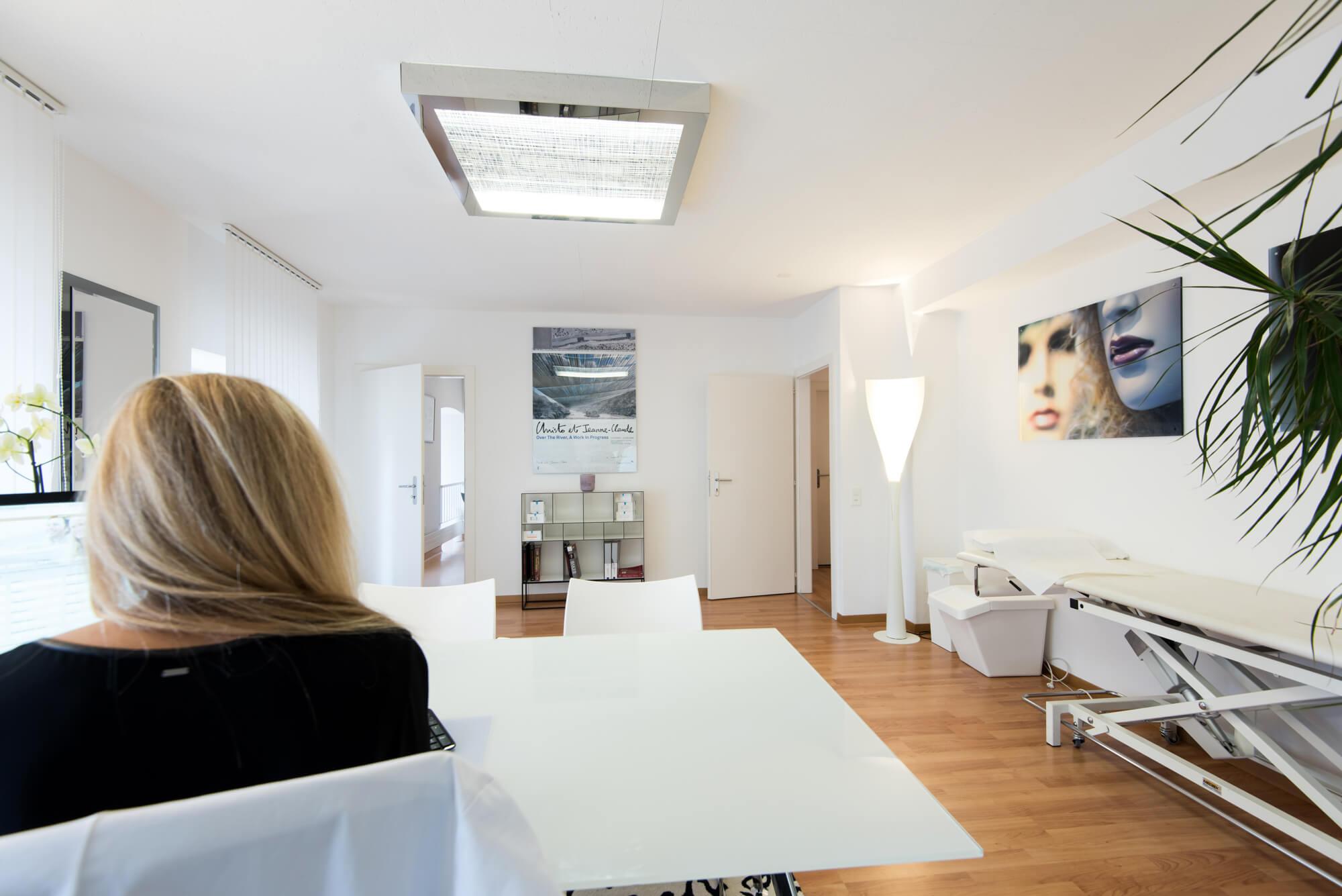 Chirurgie esthétique Lausanne cabinet 4
